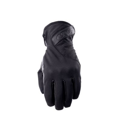Gants moto Cuir/Textile Femme FIVE MILANO WOMAN WP