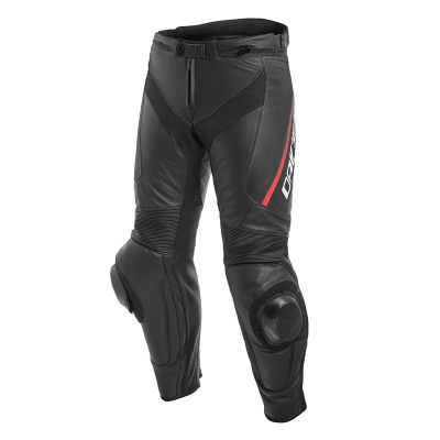Pantalon moto Dainese DELTA 3 LEATHER PANTS