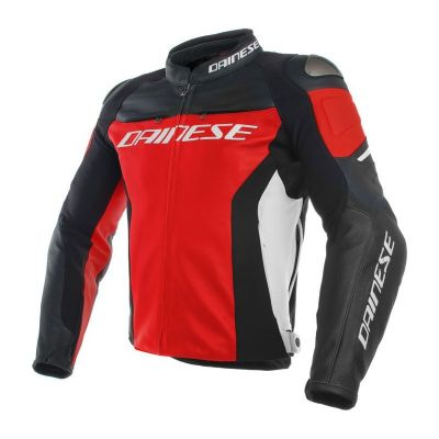 Blouson moto Dainese RACING 3 LEATHER JACKET