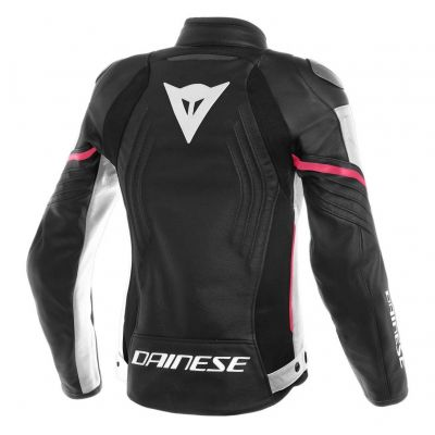 Blouson moto Dainese RACING 3 LADY LEATHER JACKET