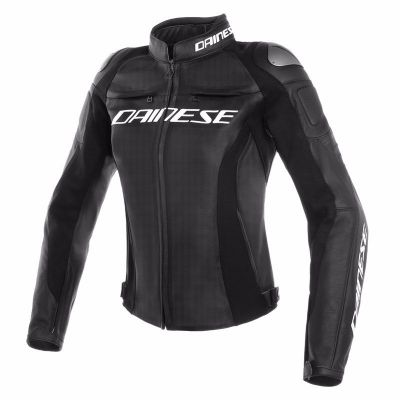 Blouson moto Dainese RACING 3 PERF. LADY LEATHER JA CKET