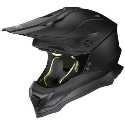 Casque Mototocross NOLAN - N53 Smart Flat Black