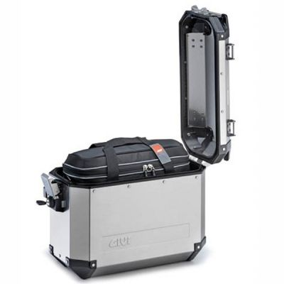 VALISE LATERALES OUTBACK 37L ALU DROITE - GIVI