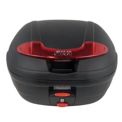 TOP CASE E340N MONOLOCK 34L NOIR - GIVI