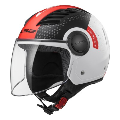 Casque Jet LS2 HELMETS OF562 AIRFLOW CONDOR