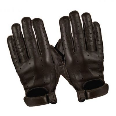 Gants ORIGINAL DRIVER Andrea Biker's marron