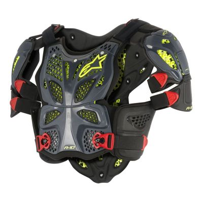 PARE-PIERRE A-10 FULL CHEST PROTECTOR -ALPINESTARS