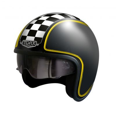 CASQUE HARRY FLAG RACER-TORX