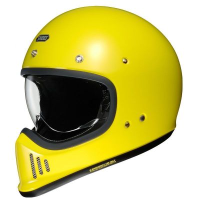 CASQUE MOTO INTEGRAL EX-ZERO BR.YELLOW - SHOEI