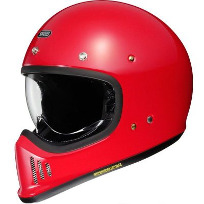 CASQUE MOTO INTEGRAL EX-ZERO SHINE RED - SHOEI