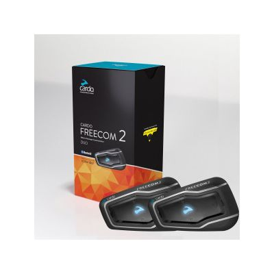 FREECOM 2+ DUO SCALA RIDE - TECNO GLOBE