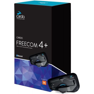 FREECOM 4+ SCALA RIDE - TECNO GLOBE