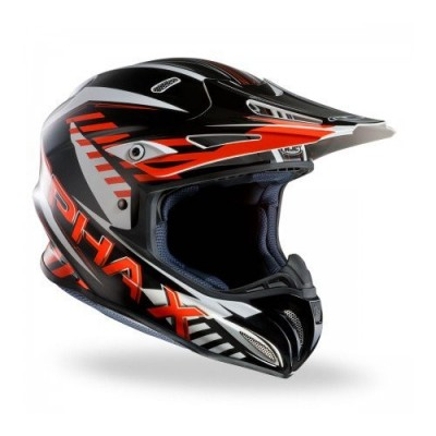 CASQUE CROSS HJC RPHA X - SCHUMA