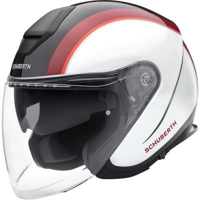 CASQUE M1 PRO ECE Outline Red-SCHUBERTH