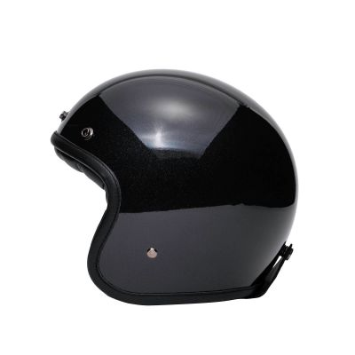 CASQUE JET THE CLASSIC - MÂRKÖ (Noir)