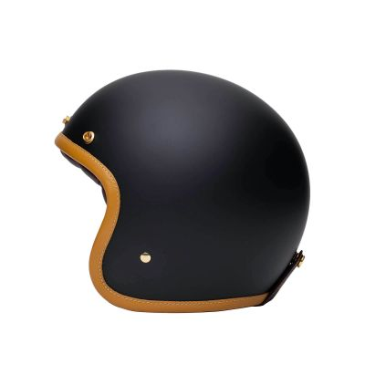 CASQUE JET THE CLASSIC - MÂRKÖ (Noir mat)