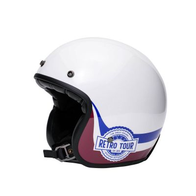 CASQUE JET THE CLASSIC RETRO TOUR EDITION LIMITEE - MÂRKÖ