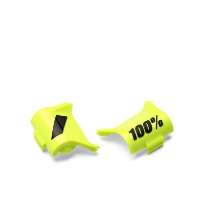 Accuri Forecast replacement canister cover kit 100% Fluo Yellow - Pair