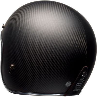 Casque jet BELL Custom 500 Carbon Solid