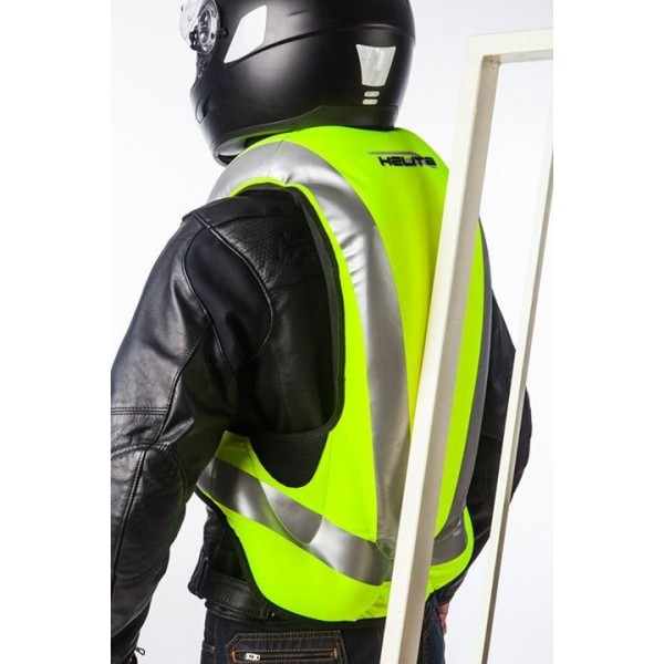 gilet moto helite airbag airnest turtle hi vis equipement moto. Black Bedroom Furniture Sets. Home Design Ideas