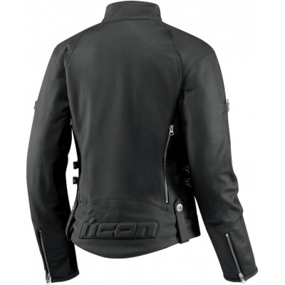 BLOUSON ICON HELLA LEATHER WOMENS
