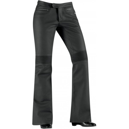 PANTALON ICON HELLA LEATHER PANT WOMENS