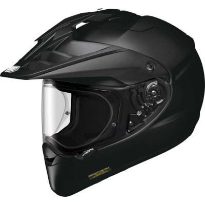 Casque Moto Homme SHOEI HORNET ADV BLACK