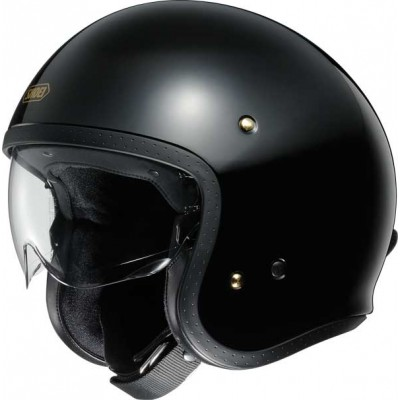 Casque Moto Jet Homme SHOEI J.O BLACK