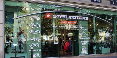 Star Motors Grande Armée