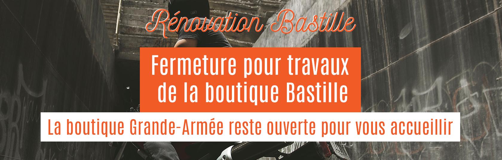 Renovation Bastille